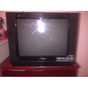 Tv Marca Cyberlux De 21 Usado En Buen Estado