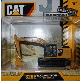 Caterpillar Excavadoras 1:90 Escala Cat39511 Cat 320e De Fun