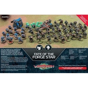 Caja Inicio Warpath.warhammer 40 K