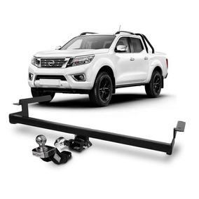 Engate Reboque Nissan Frontier 2017 500kg Removível Inmetro Por Tuning Parts
