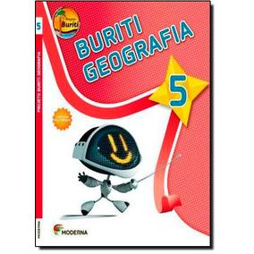 Projeto Buriti: Geografia - 5º Ano