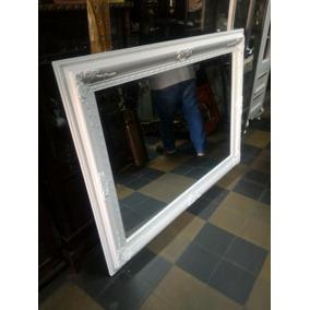 Espejo De Pared Espejo Biselado Con Marco Grande 1,10 X 1,50