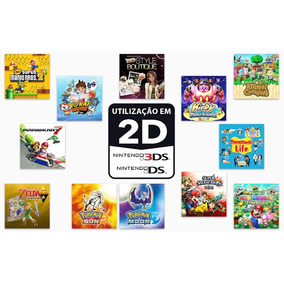 Desbloqueio De Nintendo 3ds, 2ds, New 3ds E New 2ds