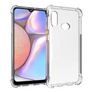 Estuche Protector Alpha Samsung Galaxy A10s - Transparente