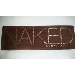 Estojo De Sombras Naked Palette