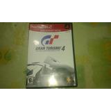 Gran Turismo 4 Nuevo Original Para Ps2 Cellado Y Con Manual