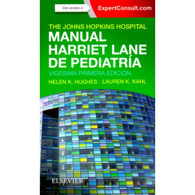Manual Harriet Lane De Pediatría Ed. 2018 ¡envío Gratis!
