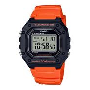 Reloj Casio Digital W-218h Colores Surtidos/relojesymas