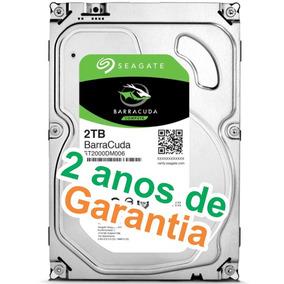 Hd Interno Seagate Barracuda 2tb Pc Ou Dvr ( Desktop )