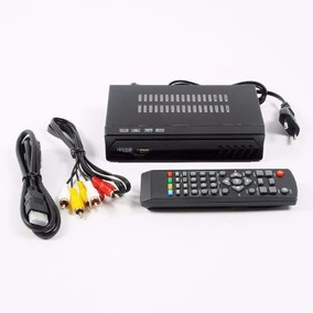 Aparelho Para Pegar Canais Abertos + Antena Digital Hd Kit