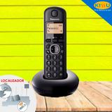 Telefono Inalambrico Panasonic 1 Base Negro Kxtgb210fxb