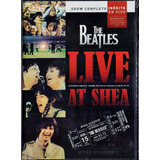 The Beatles Live At The Sea Show Completo Inedito Dvd