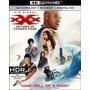 Xxx - Return Of Xander Cage - Bluray Ultra Hd 4k + Bluray