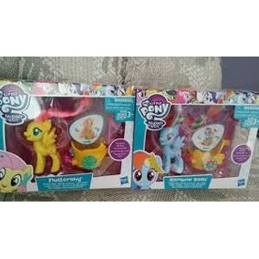My Little Pony Friendship Is Magic (carro Real Giratorio)