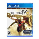 Final Fantasy Type-0 Hd Day One Edition Ps4 Fisico Nuevo