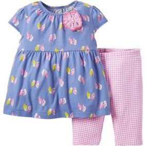 Blusa Pantalón Carters Talla 0-3 ,3-6 ,meses