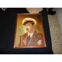 Pintura Al Oleo Motivo Pedro Infante Años 60s