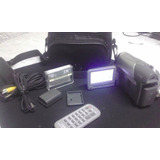 Filmadora Canon Zr830