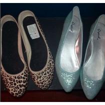 Hermosas Zapatillas Dama Escarchada Azul Claro Talla 38