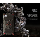 Case Protector Transformers Megatron Para Iphone 5 / 5s / Se