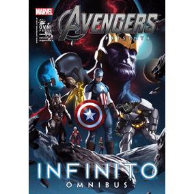 Cómic, Marvel, Infinito Òmnibus.