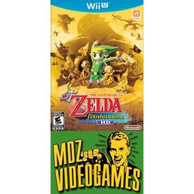 Zelda The Wind Waker Hd - Digital - Wii U - Mdz Videogames