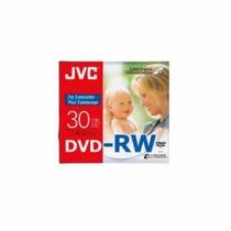10 Dvd-r Mini Jvc Vd-r14n En Estuche 30min 1.4gb Grabable
