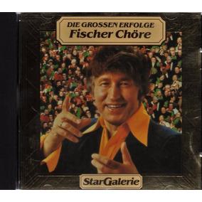 Die Grossen Erfolge - Fisher Chöre - West Germany - 1 Cd