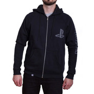 Campera Playstation Basic - Licencia Oficial - Lsgear