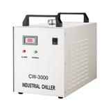 Chiller Cw 3000 P/ Refrigeração De Máquinas De Corte Á Laser