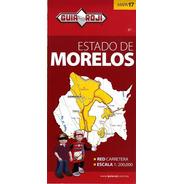 Mapa   Estado De Morelos Guia Roji