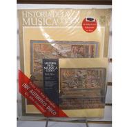 Historia De La Musica Codex 66 Fasiculo Y Disco Lp Acetato
