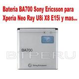 Bateria Pila Sony Ericsson Ba700 Xperia E St21 X8 Nueva