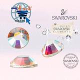 Swarovski 1pza Piedras Cristal 2028 Original Tornasol 7 8 10