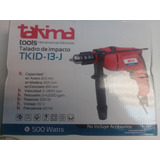 Taladro De Impacto Takima T-kid-13-j 500w