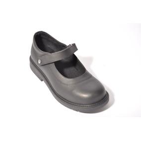 Zapatos Ferli Escolar Guillermina Cue Nena 07412c 34 Al 40