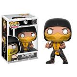 Funko Pop Mortal Kombat Scorpion (250) Nuevo Original