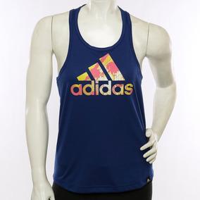Musculosa Summer Logo Mujer adidas Sport 78