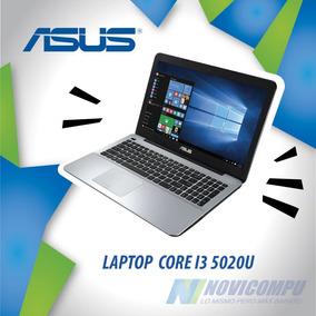 Laptop Asus Core I3+ 1tb Disco+ 15 Pulg+ W10+ Dvdwr