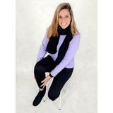 Cachecol Fleece Térmico Unissex Proteção Para O Frio Extremo