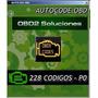 Software Para Solución De Códigos De Falla Obd2