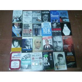 Libros Varios - Lote Libros Nuevos A $150 C/u
