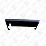 Paragolpe Trasero Negro Para Volkswagen Gacel / Senda