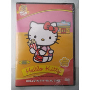 Hello Kitty Va Al Cine Dvd