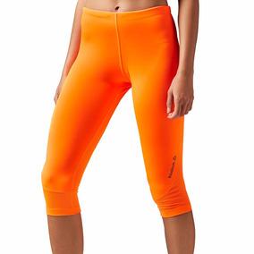 Leggins Mallas 3/4 Running Essentials Mujer Reebok Bj9897