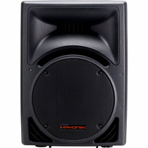 Par De Caixa Acustica Ativa 150w Hayonik Agile 15 Bluetooth