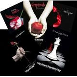 Libro: Saga Crepusculo - Stephenie Meyer - Pdf