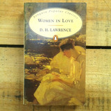 Women In Love - D.h. Lawrence En Inglés