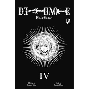 Jbc - Death Note Black Edition - Volume 4