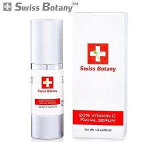 Suiza Botánica Vitamina C Serum - Alta Calidad Agentes Antio